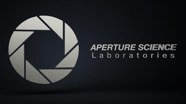 aperture laboratories 1920x1080 wallpaper Science Wallpaper 600x337
