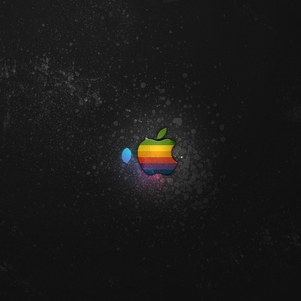 Apple Logo Ipad Wallpapers Ipad Wallpapers IPad Background 1024x1024