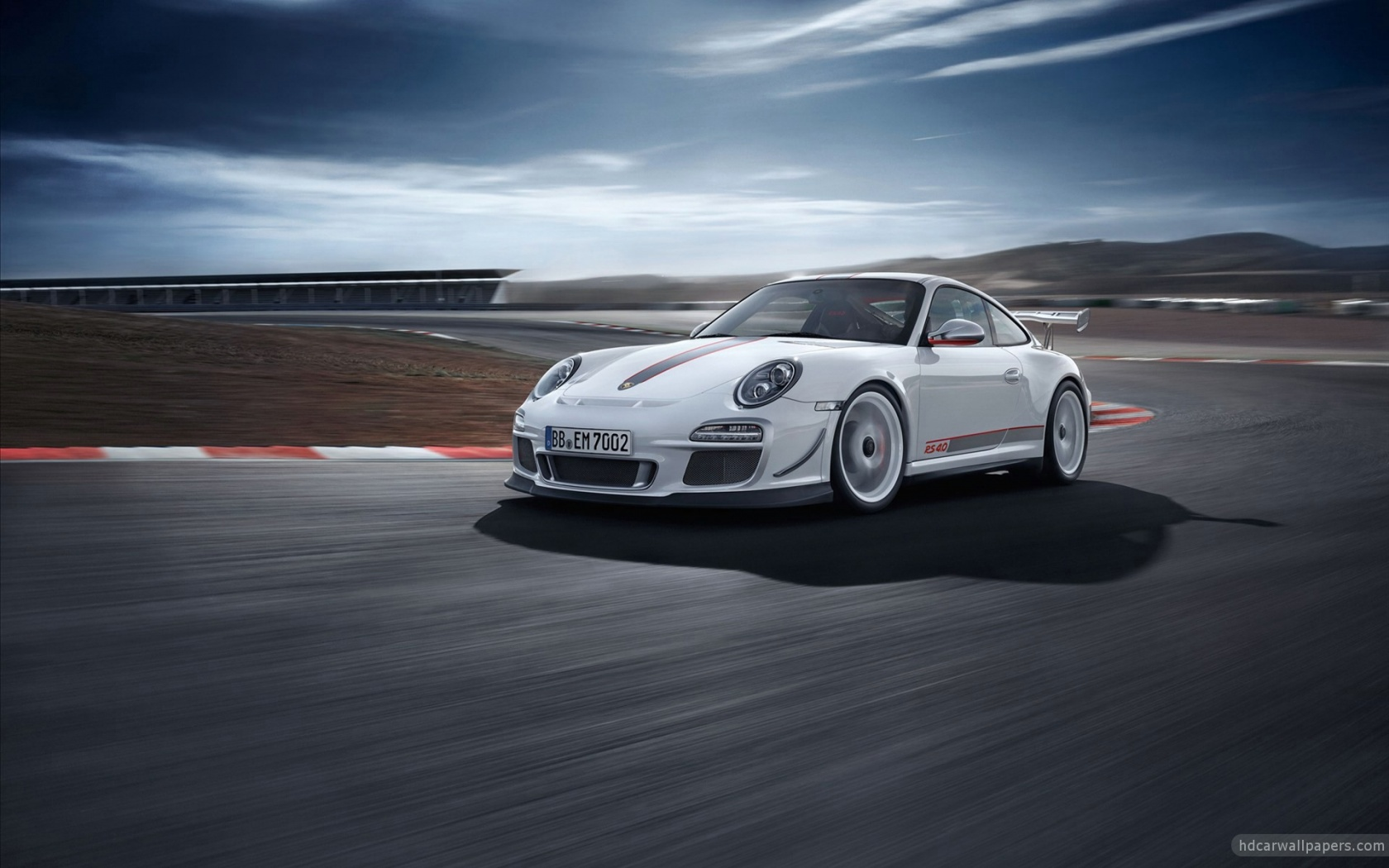 2012 Porsche 911 GT3 RS4 2 Wallpaper HD Car Wallpapers 1680x1050