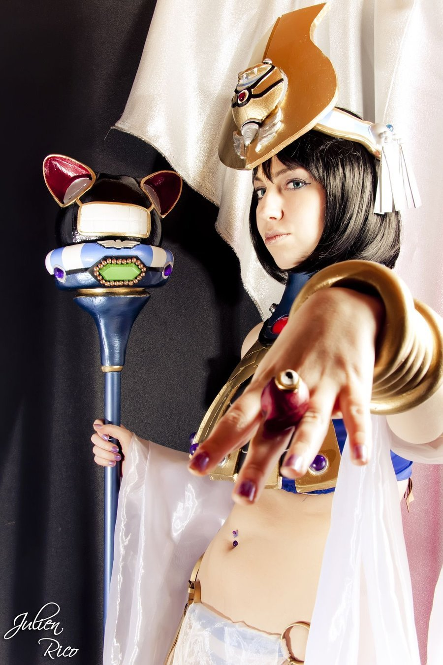 Menace queens blade 5 by Shoko Cosplay 900x1350