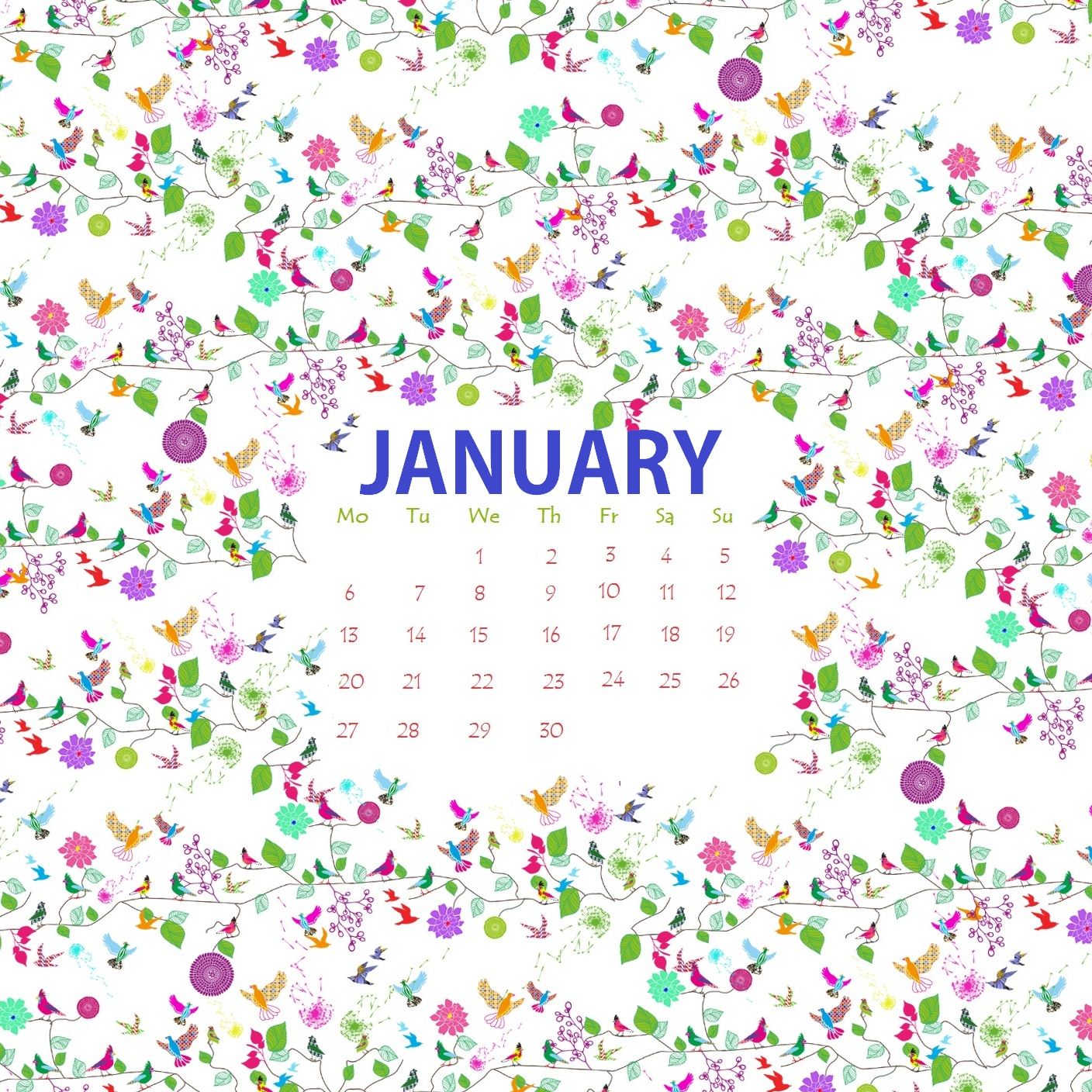 iPhone January 2020 Wallpaper Calendar Latest Calendar 1408x1408