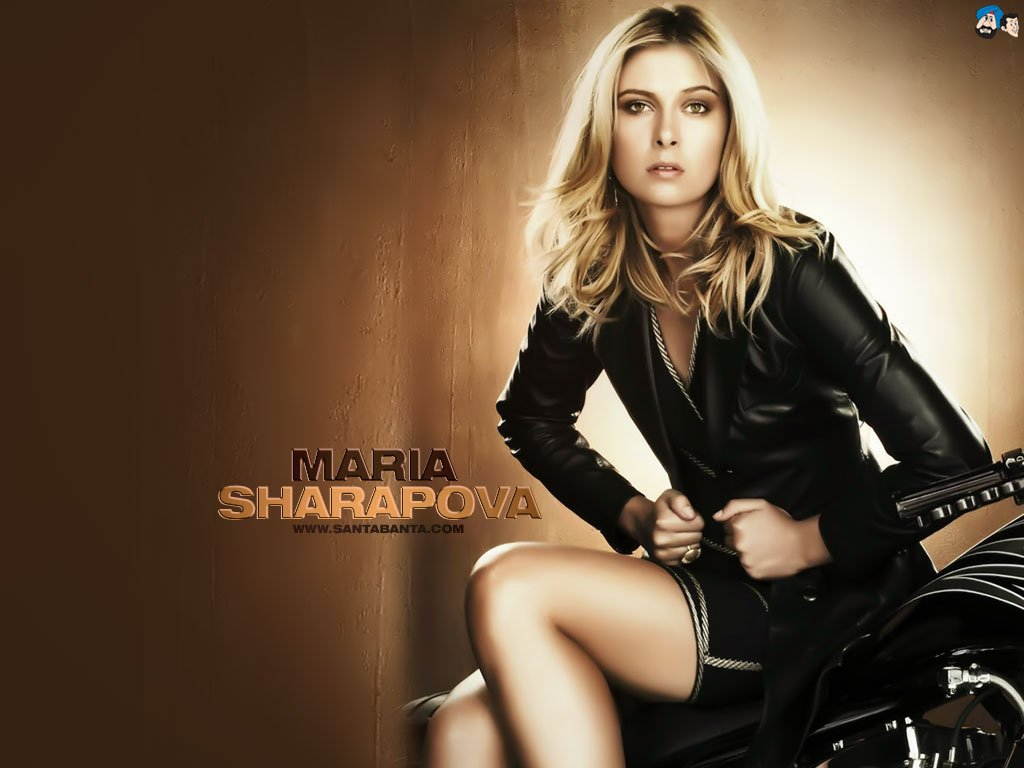 Maria Sharapova Wallpaper 5   1024 X 768 stmednet 1024x768