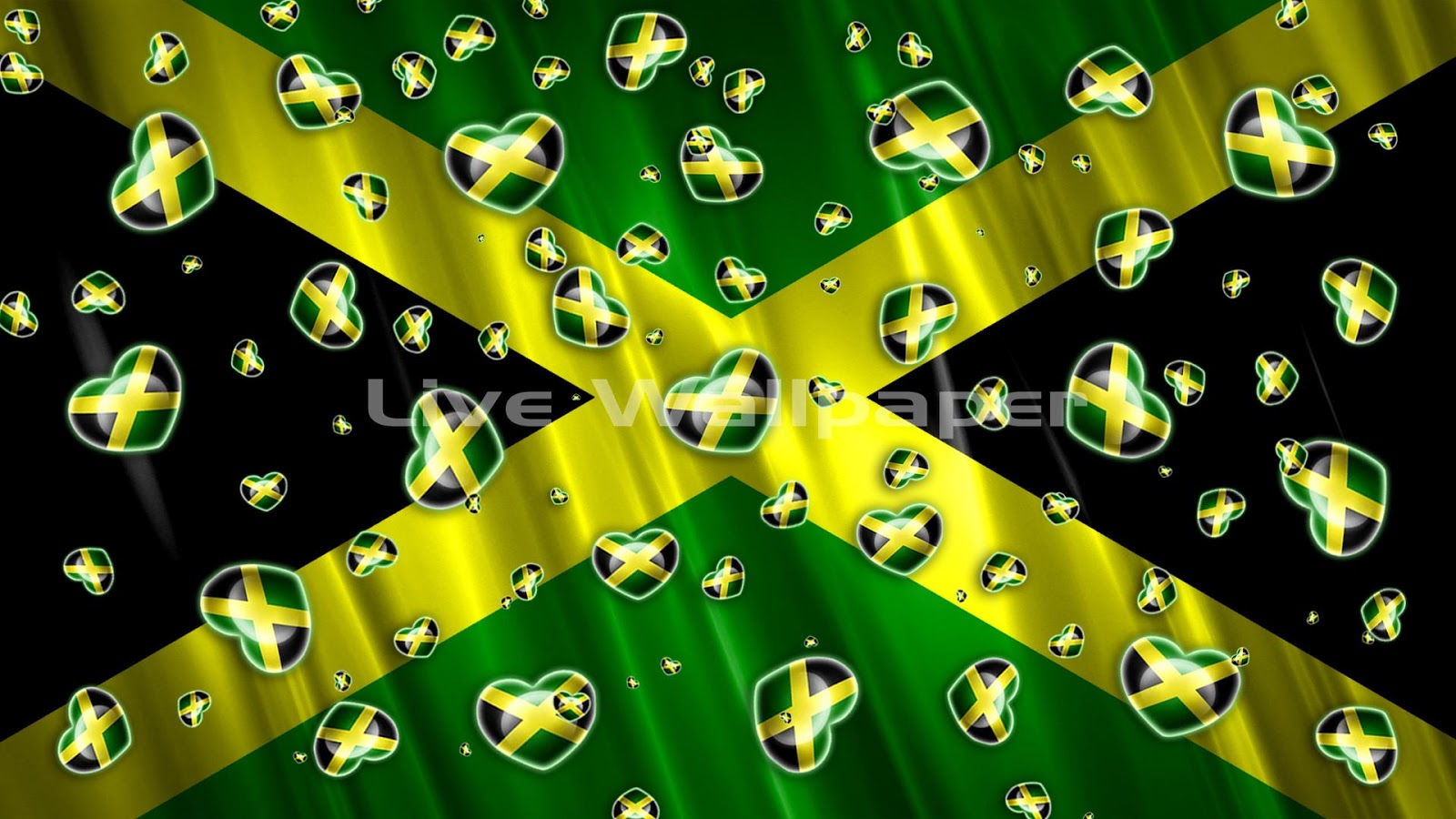Heart Flag Jamaica   screenshot 1600x900