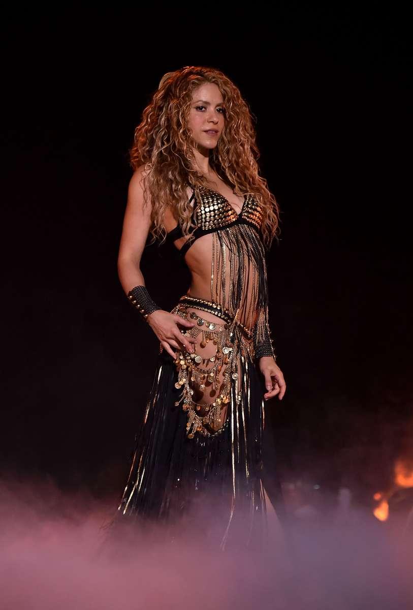 El Dorado World Tour de Shakira Las mejores imagenes Shockco 813x1200