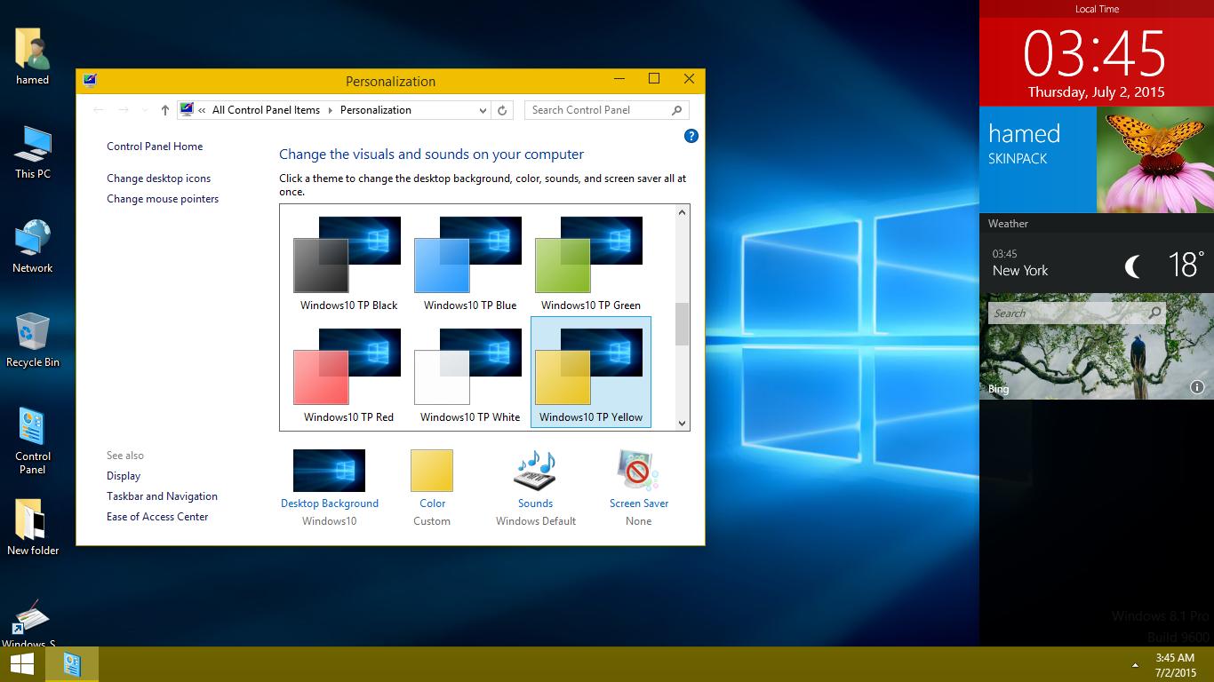 7 skin pack 6. 0 for xp windows customization winmatrix.