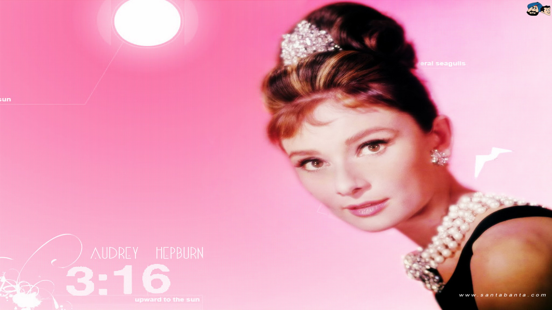 Audrey Hepburn Wallpapers 22 HD Desktop Wallpapers 1920x1080