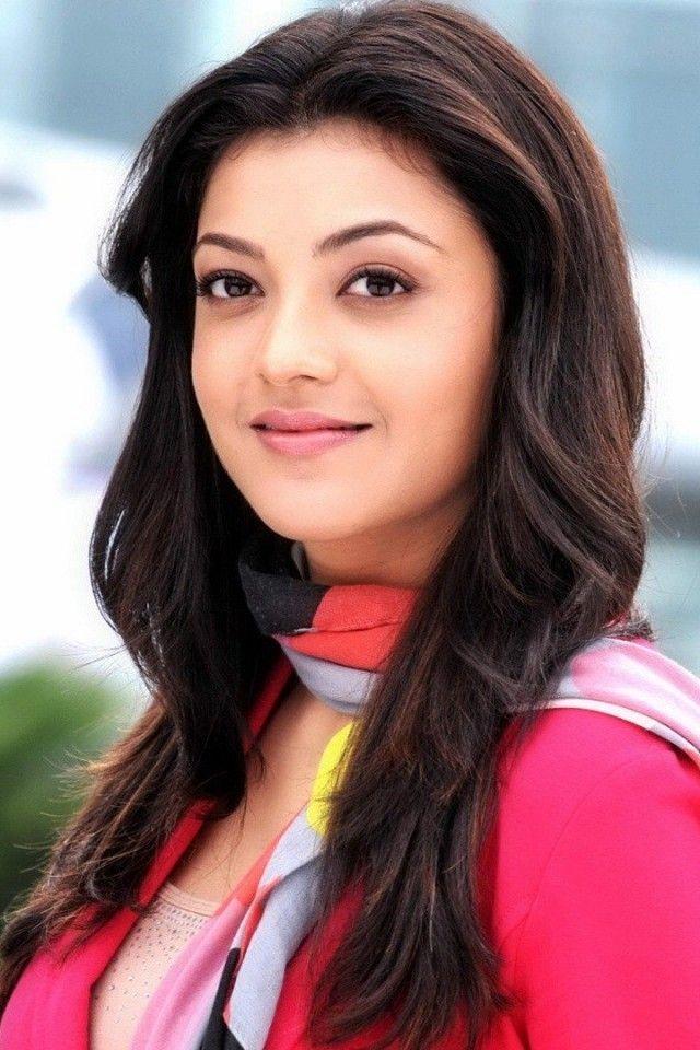 Kajal Agarwal Indian Actress Bollywood Model Wallpaper 640x960