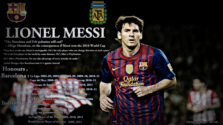 Messi Full Hd Wallpaper Wallpaper in Pixels 1440x810