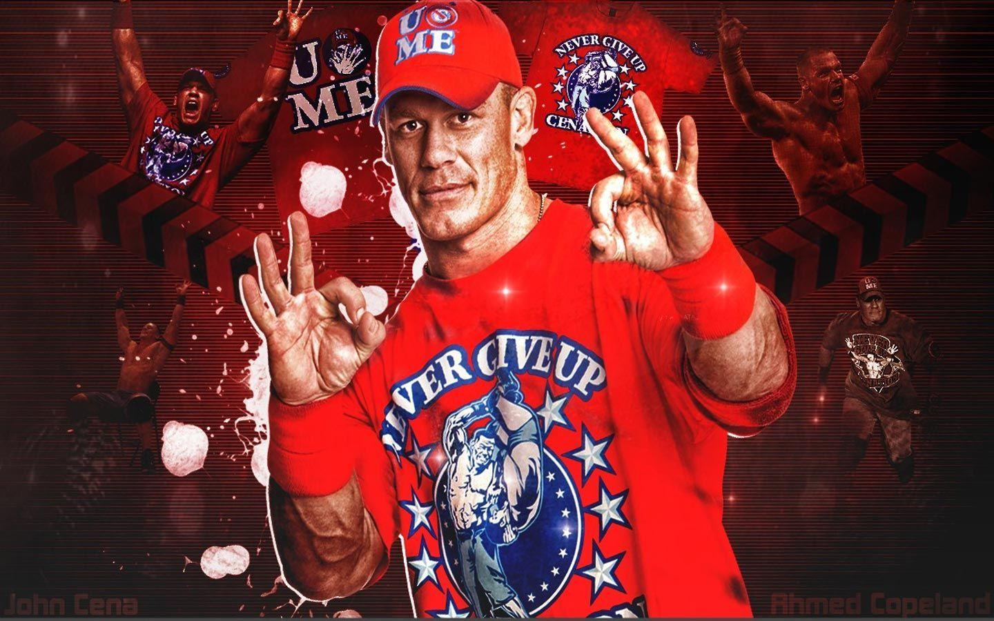 John Cena New HD Wallpapers 1440x900