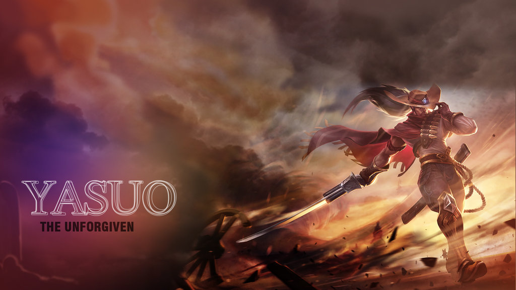 yasuo wallpaper hd wallpapersafari