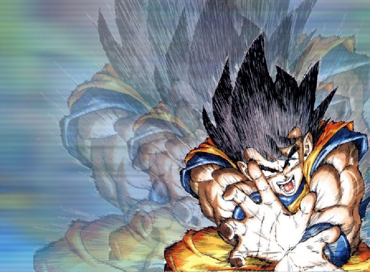 Goku Kamehameha Wallpapers 1280x943