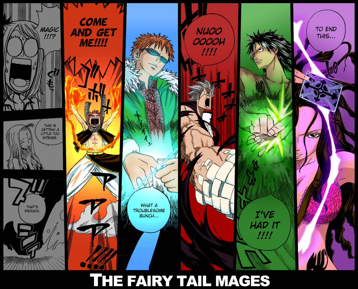Manga And Anime Wallpapers Fairy Tail Cool HD Wallpapers 1476x1191