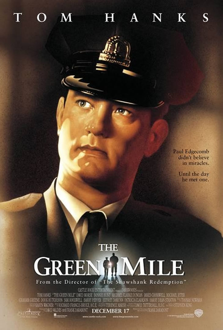 The Green Mile   classic movie posters wallpaper image 730x1080