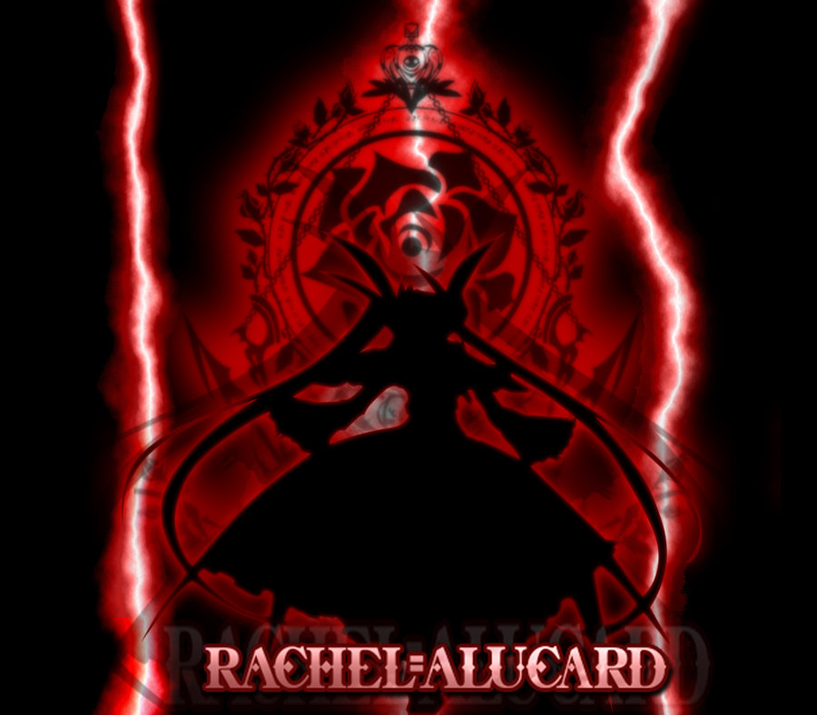 Rachel Alucard Wallpaper