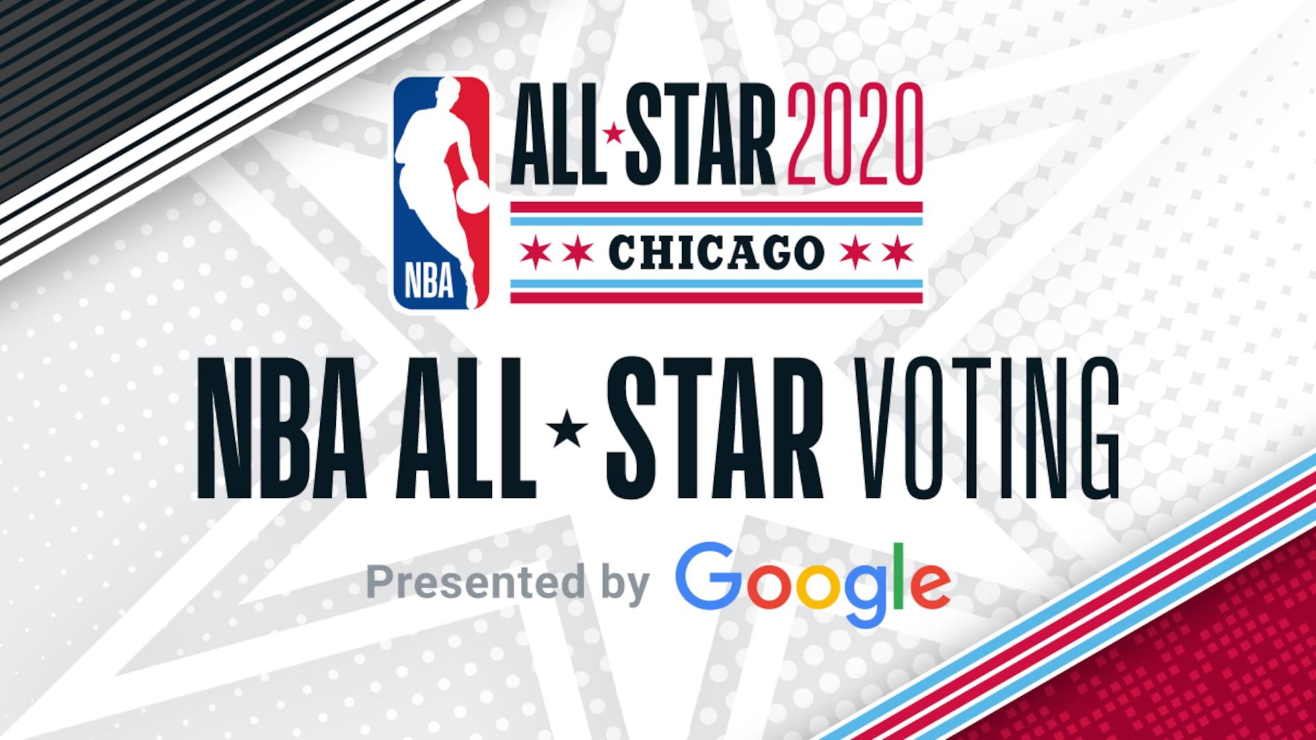 NBA All Star Voting presented by Google tips off Christmas Day 1920x1080