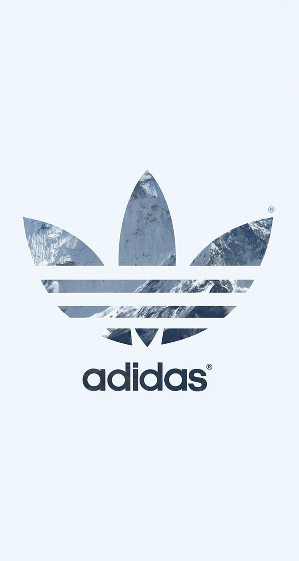 adidas brand wallpaper Wallpaper HD Pinterest 606x1136