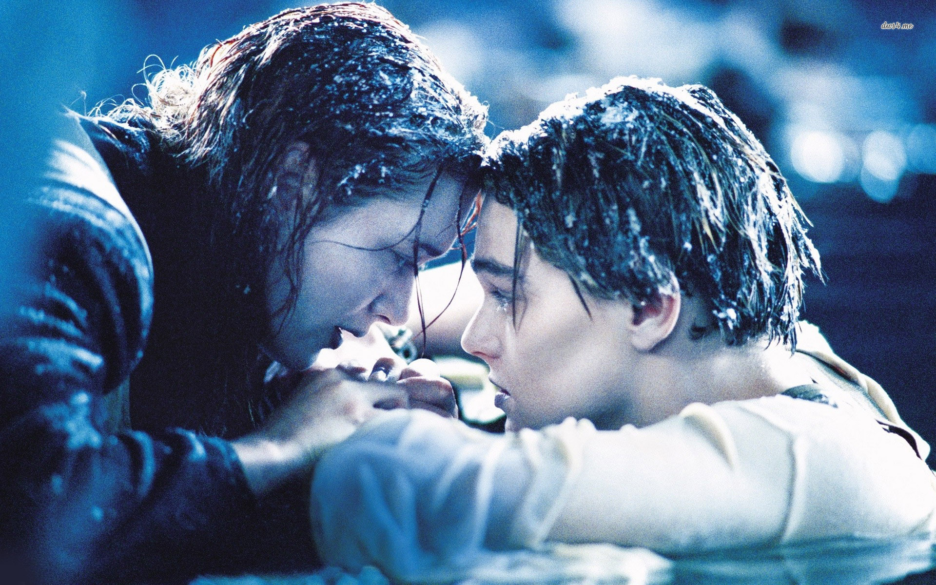 Rose and Jack - Titanic wallpaper - Movie wallpapers - #12440