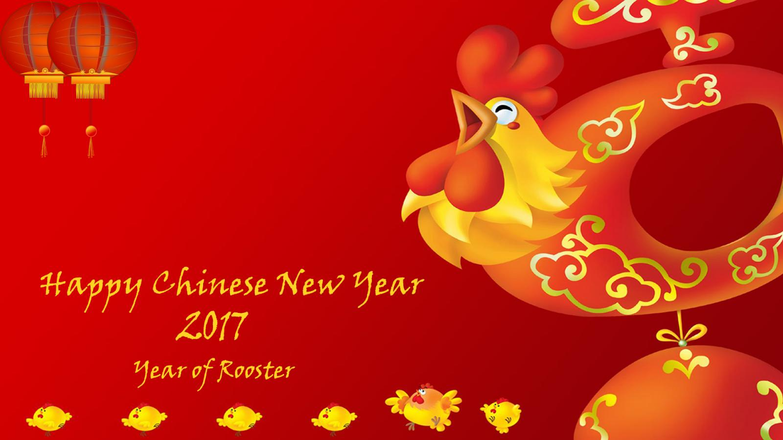 Rooster Chinese New Year Wallpaper HD Wallpapers 1600x900