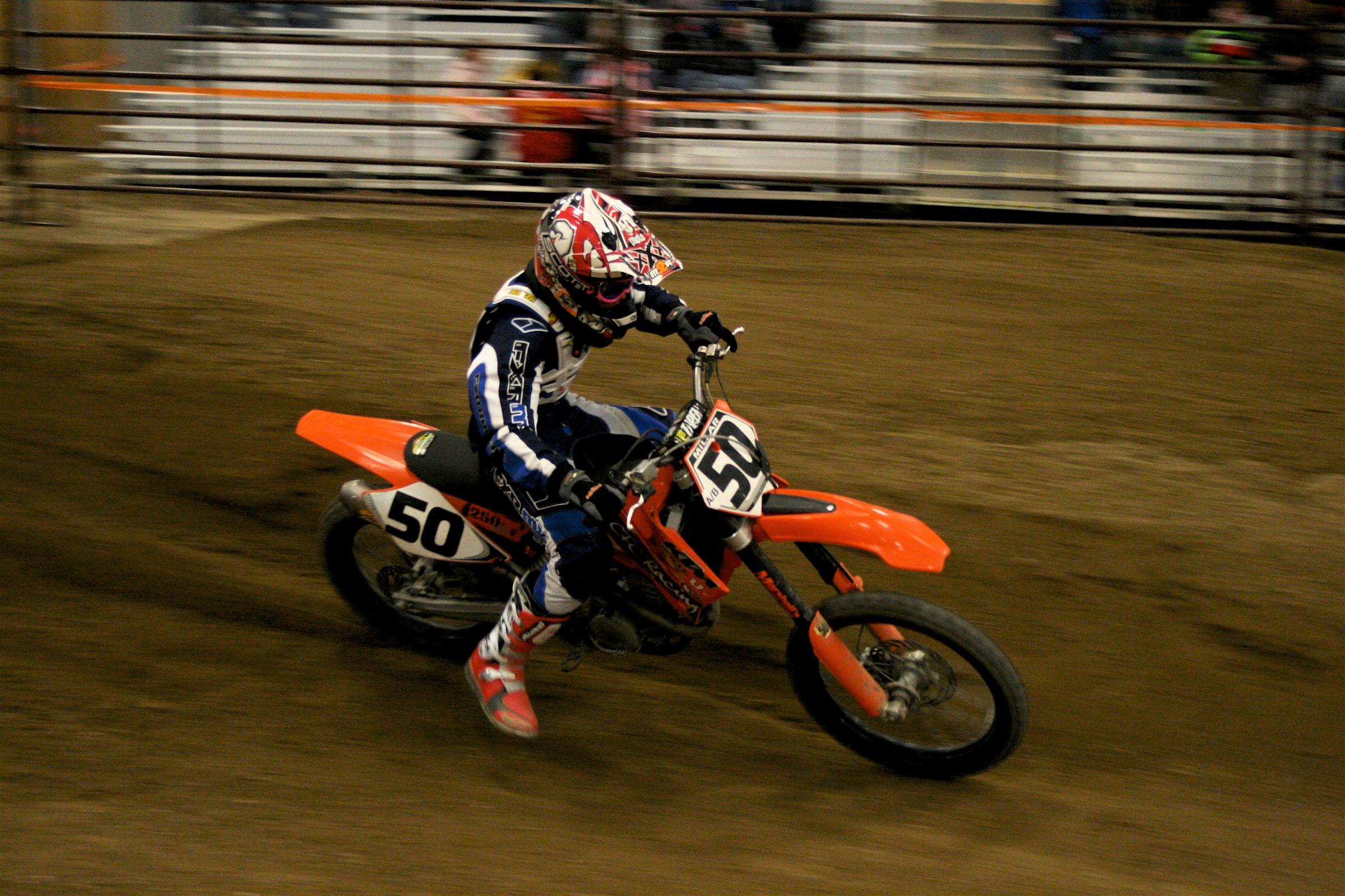 ktm min cross race corner fans motocross wallpaper 2400x1600