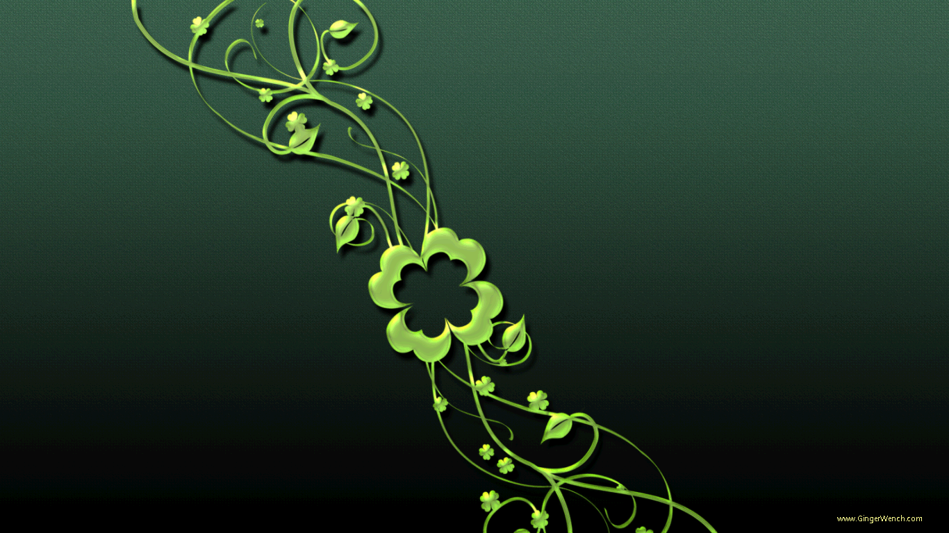 St Patricks Day Wallpapers For Desktop 1366x768