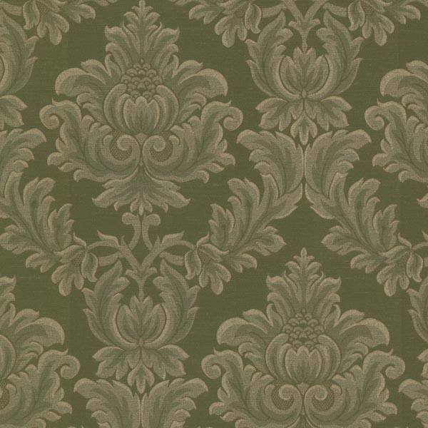 260120802 Brocade Oldham Green Damask Brewster Wallcovering 600x600