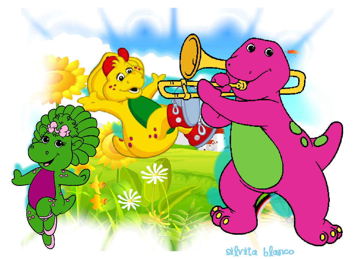 Download free png barney and friends png 3 » png image dlpng. Com.