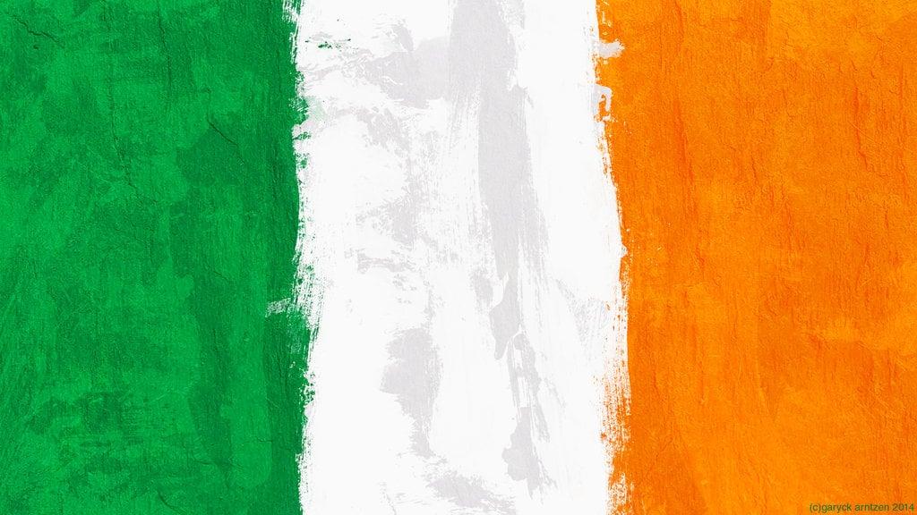 Wallpaper Irish Screensavers And Flag For
