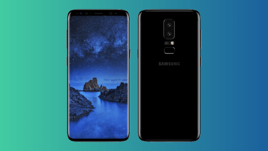 Download Samsung Galaxy S8 Stock Wallpapers Leaked: Galaxy S9 Wallpapers