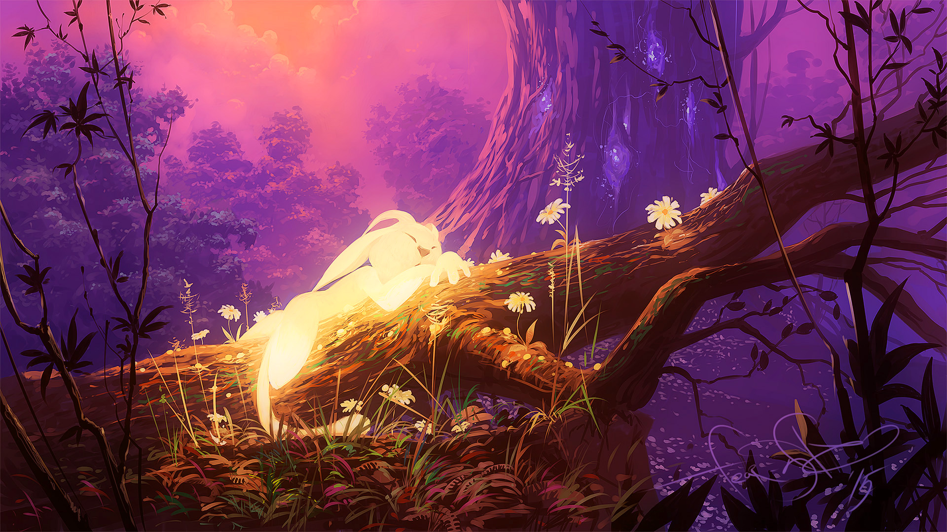 Ori and the Blind Forest by fear-sAs on DeviantArt