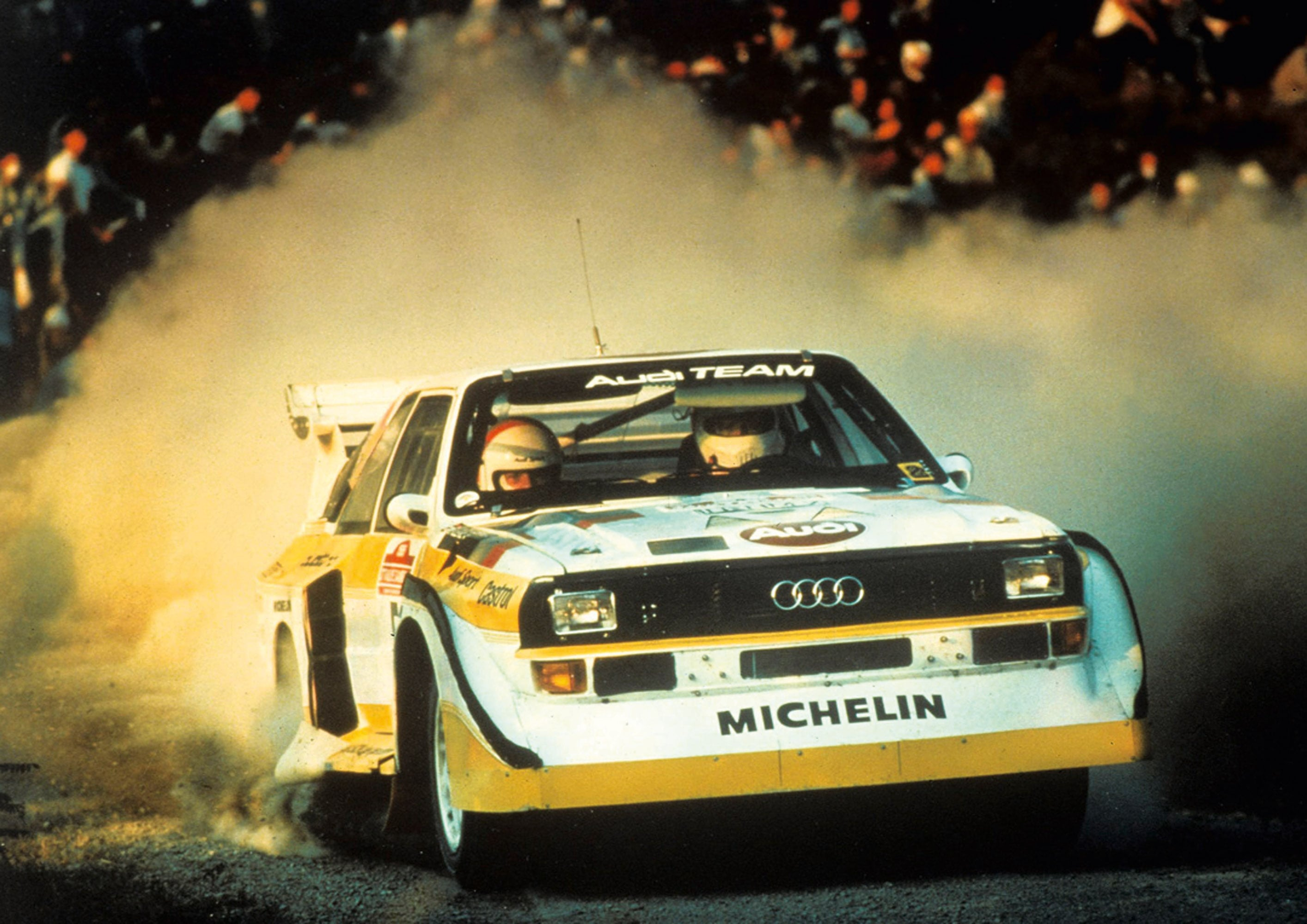Audi Sport Quattro Wallpapers and Background Images   stmednet 2828x2000