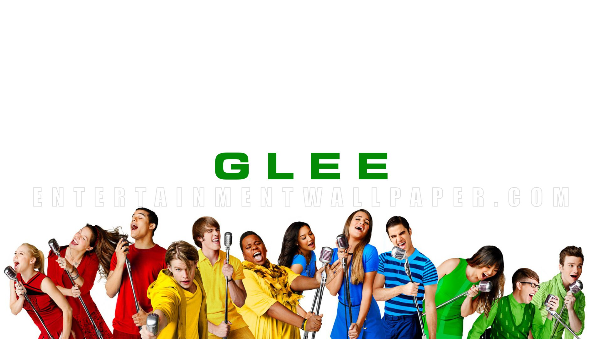 tv show glee wallpaper 20044126 size 1920x1080 more glee wallpaper 1920x1080