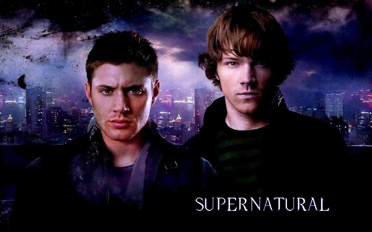 Supernatural Sam and Dean Wallpaper - WallpaperSafari