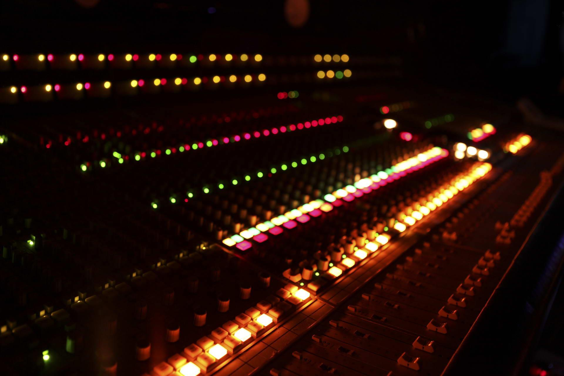 Recording Studio Wallpapers 1920x1280