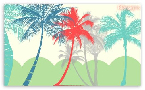 Palm Trees HD wallpaper for Wide 53 Widescreen WGA HD 169 High 510x318