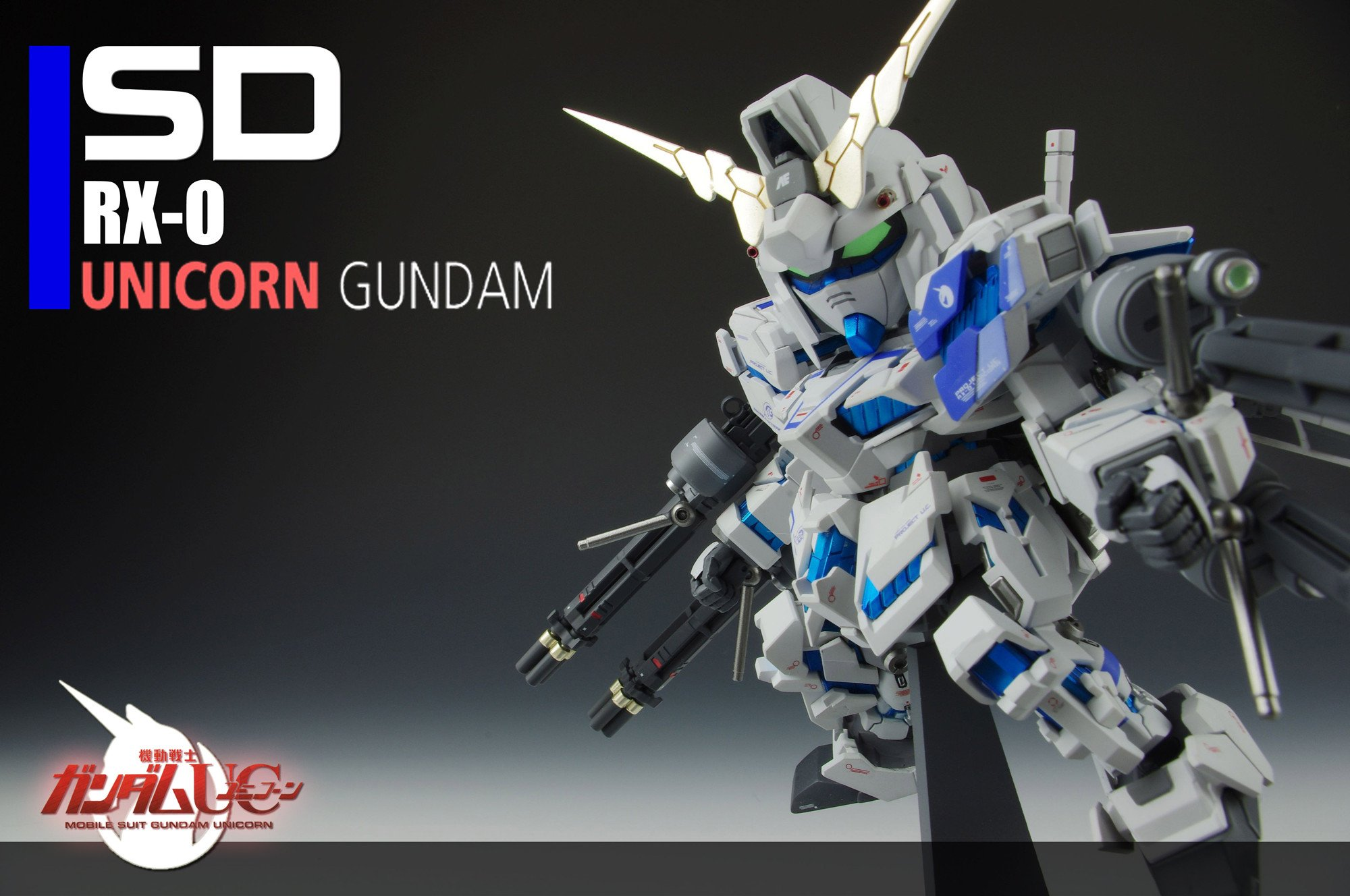 SD RX 0 Unicorn Gundam No10 Xtreme Wallpaper Size Images Link 2000x1328