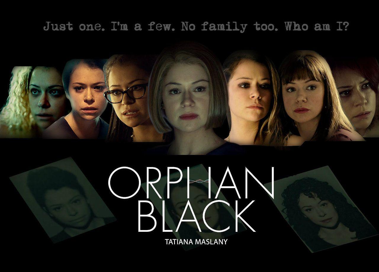 orphan black   colons Orphan Black Orphan black Black 1280x920