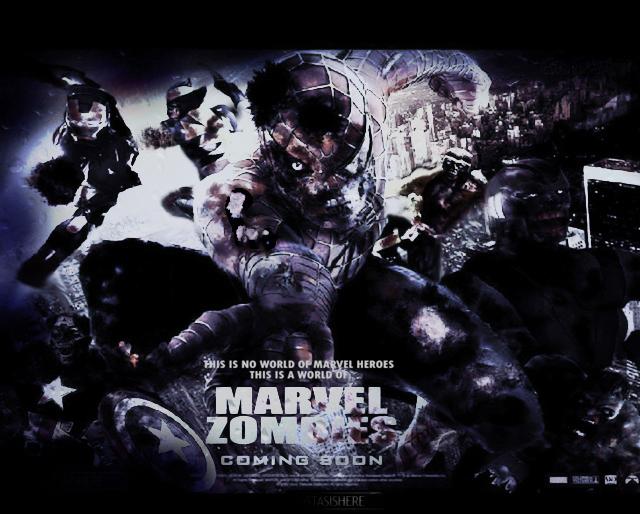 640x514px Marvel Zombies Wallpaper