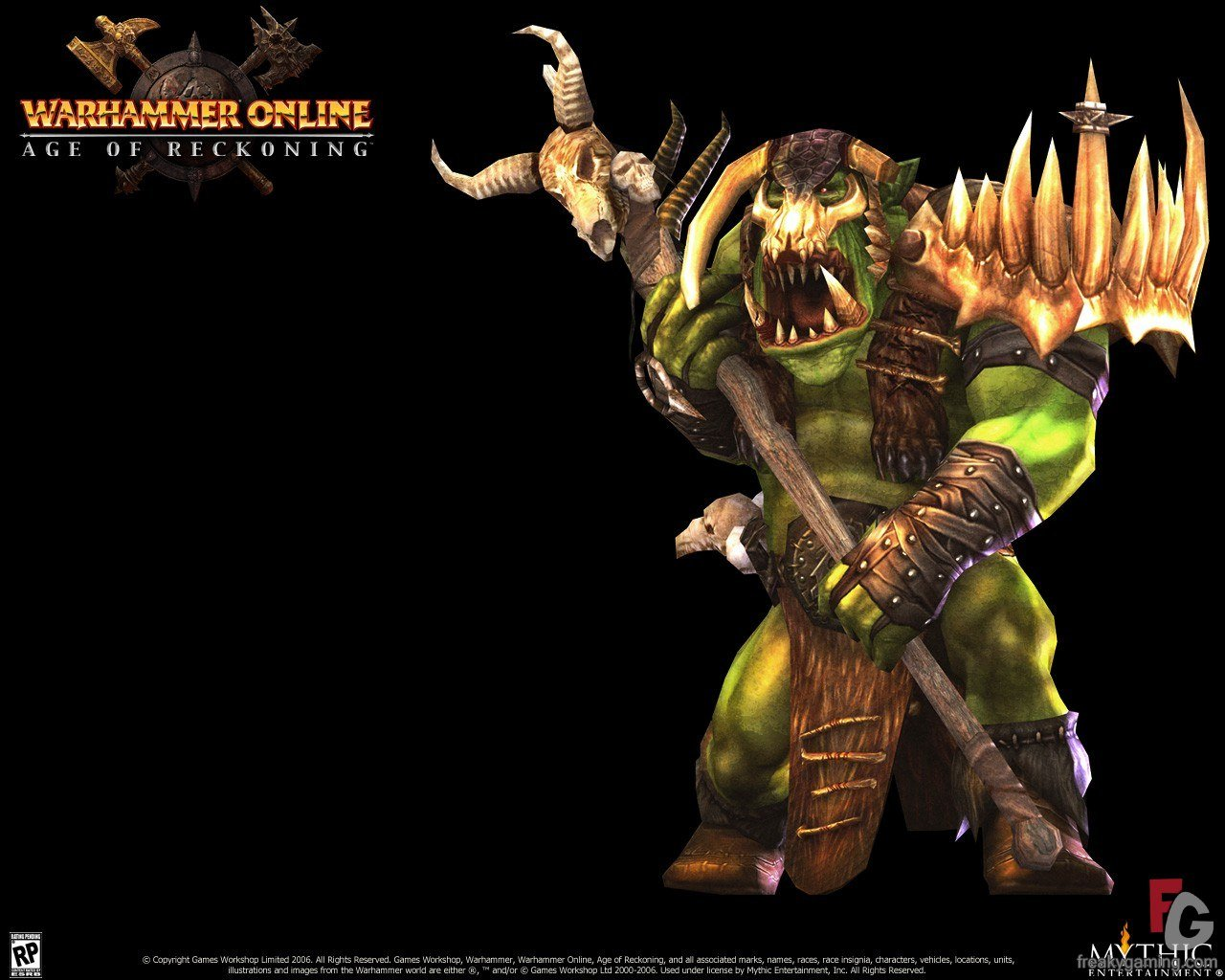 Orcs wallpapers Orcs background   Page 2 1280x1024