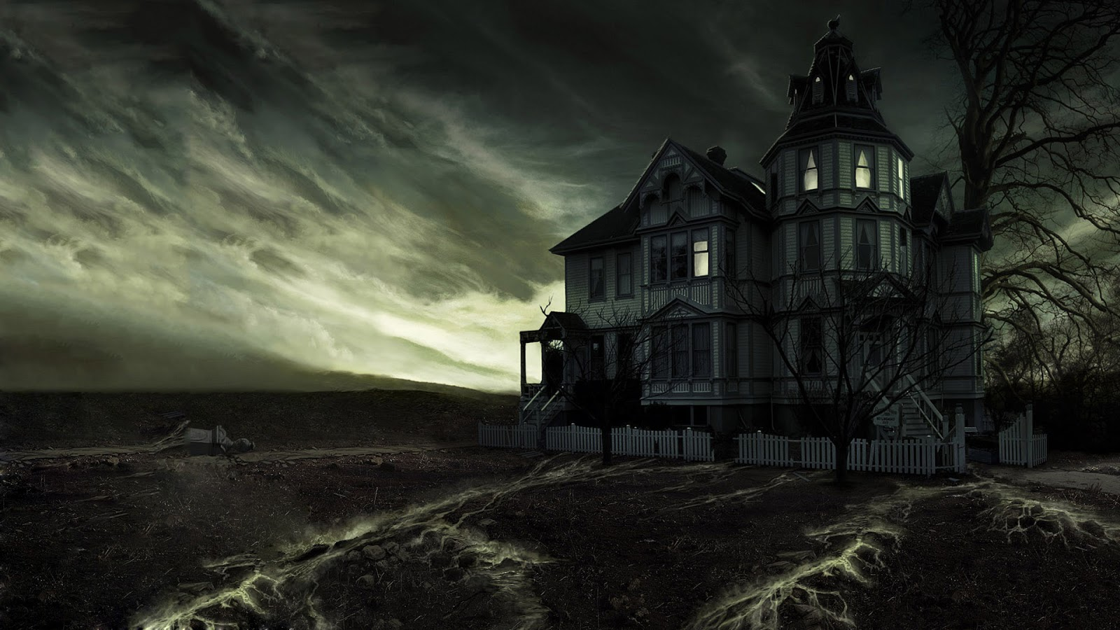 Download Top Scary HD Wallpapers of Halloween 2012 for pc Songs