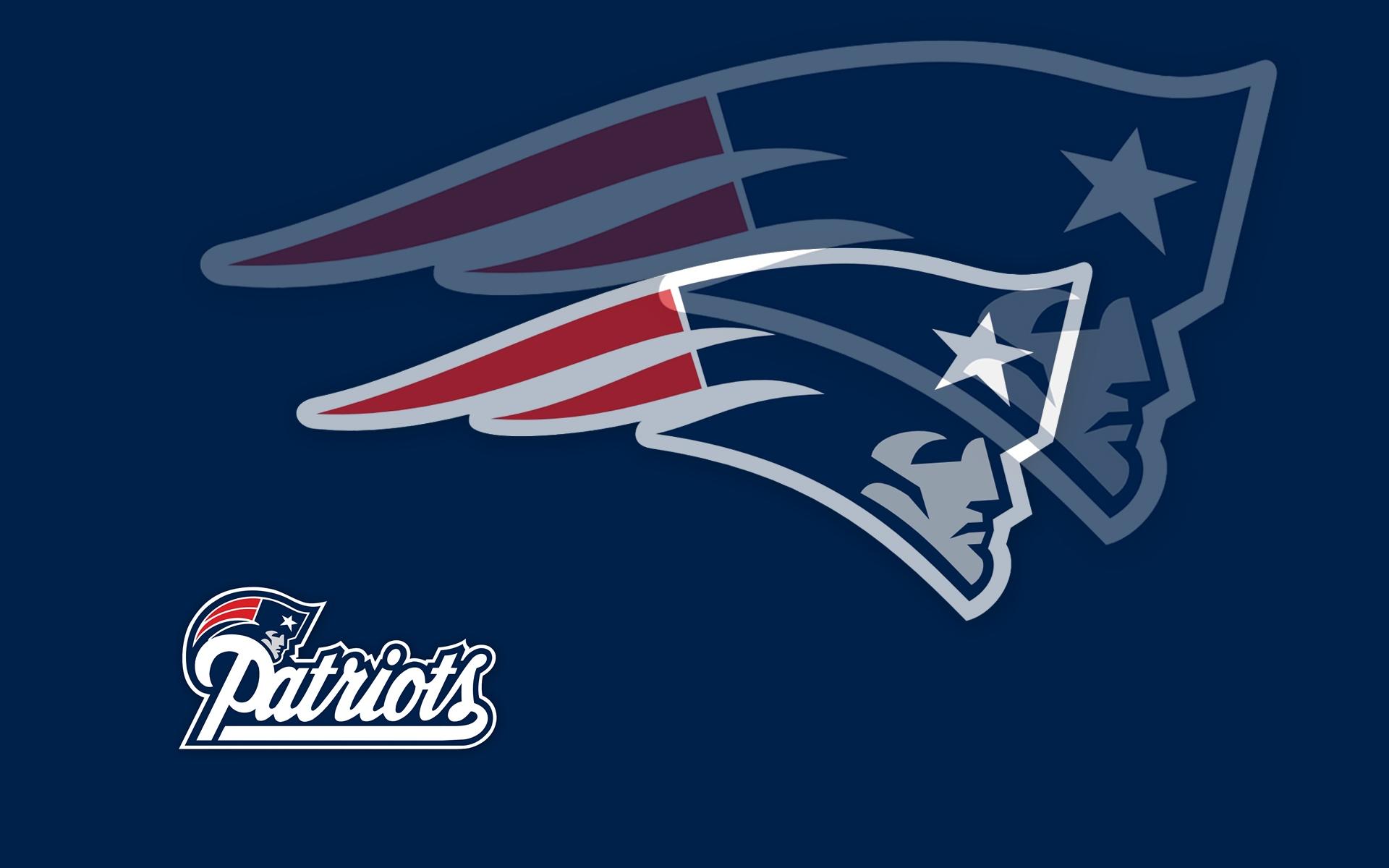 NFL New England Patriots Logo Echo Style 1920x1200 WIDE NFL New 1920x1200