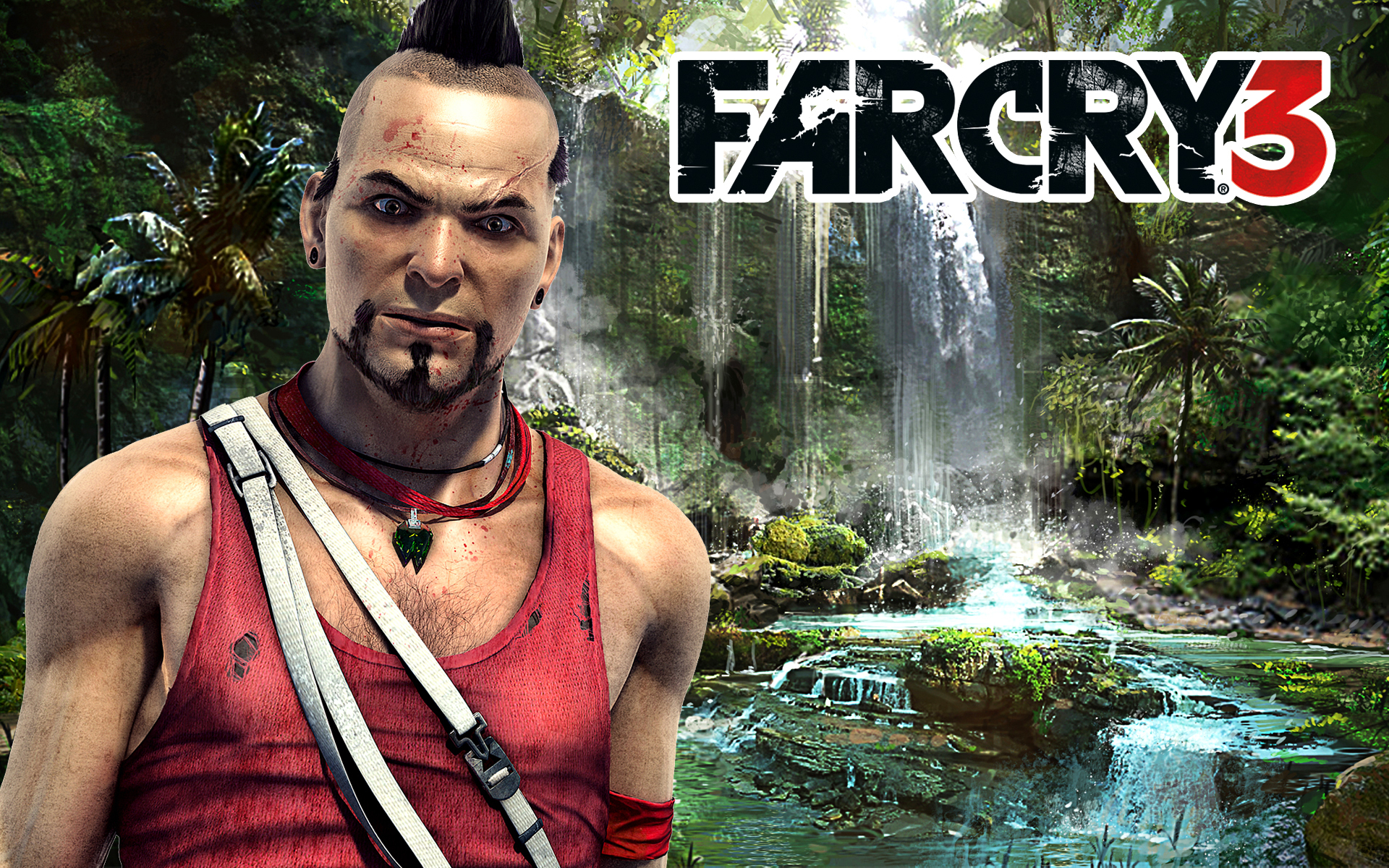Vaas Montenegro   Far Cry 3 wallpaper 17247 1920x1200