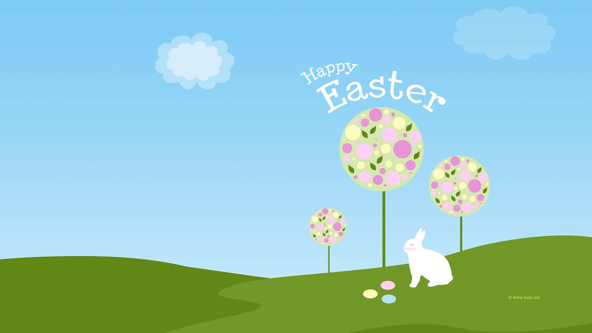 Happy Easter wallpaper   5460 1920x1080