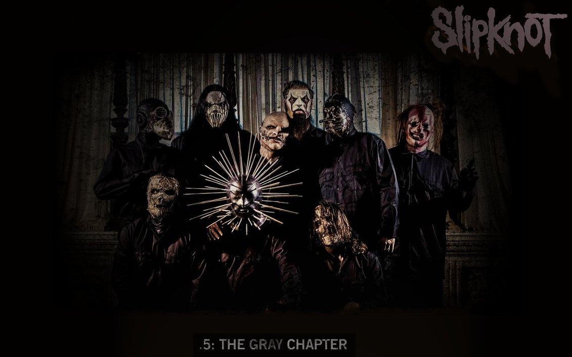 Slipknot   5 The Gray Chapter Wallpaper by soadyer 1131x707