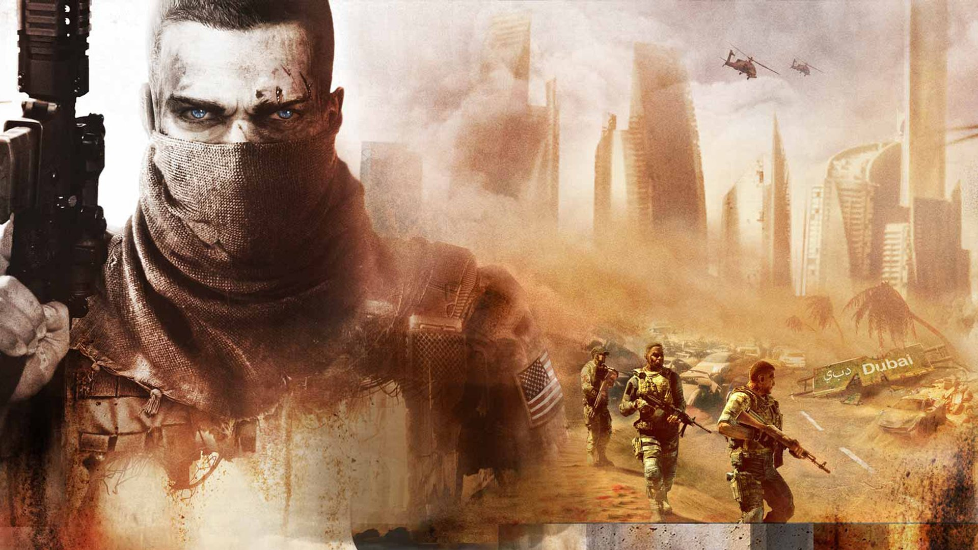 spec ops the line Wallpaper HD Wallpaper Background Image 1920x1080