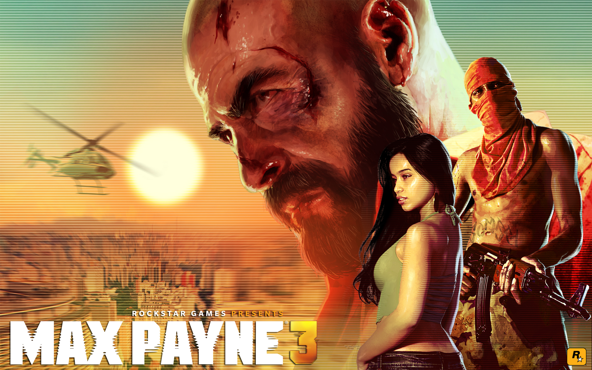 2012 Max Payne 3 Wallpapers HD Wallpapers 1920x1200