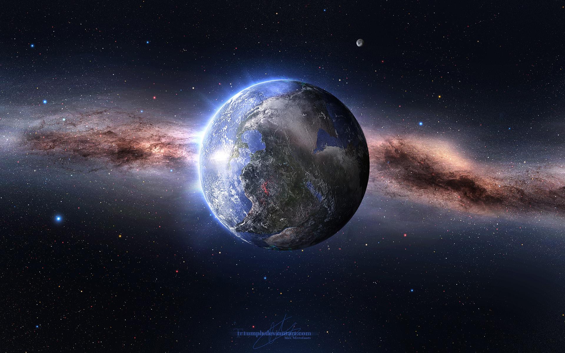 earth from space wallpaper hd - wallpapersafari