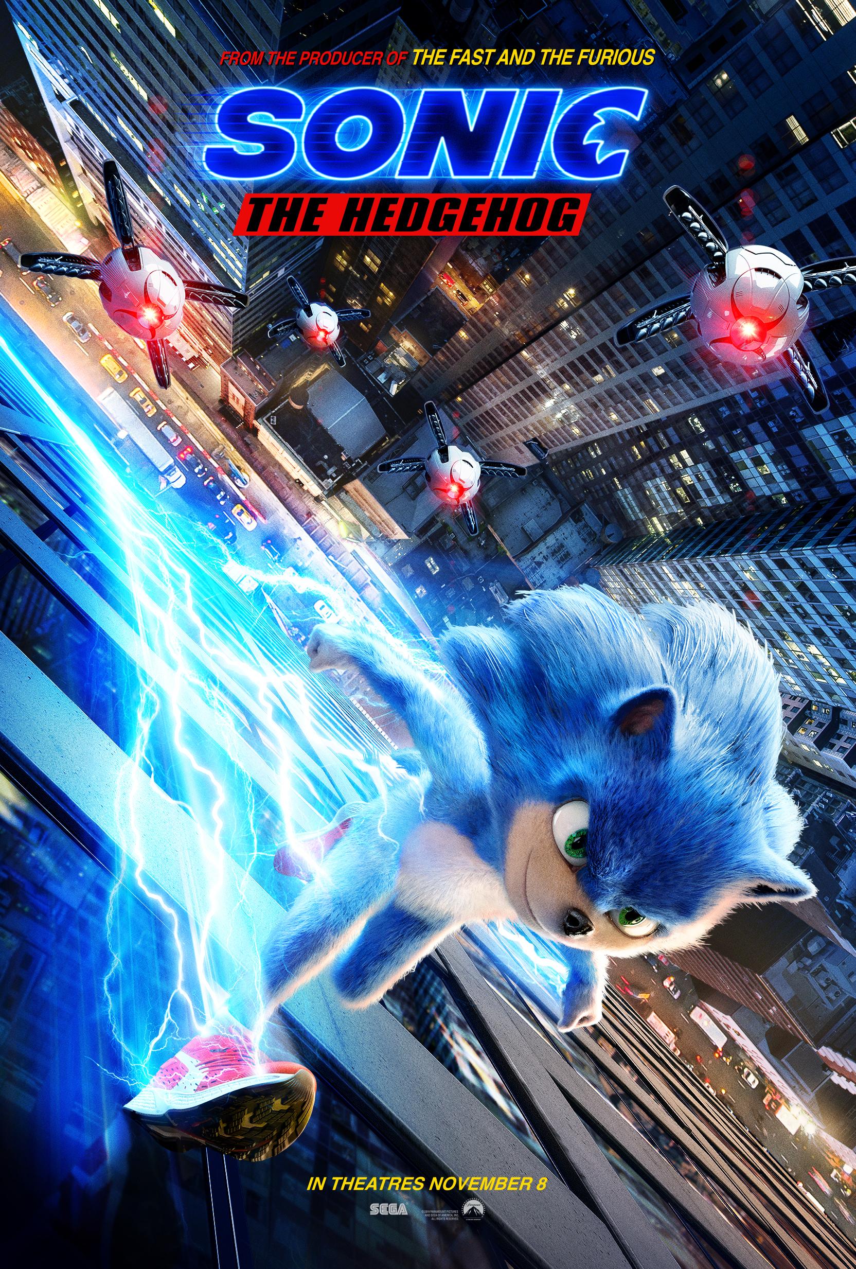 Sonic the Hedgehog 2020   Photo Gallery   IMDb 1664x2466