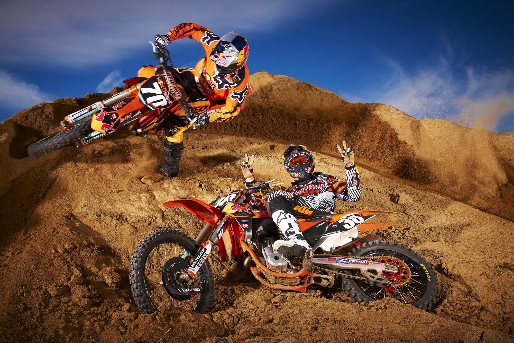 You Can Always Count on KTM for Some Good Photos Red Bull KTM 2000x1333