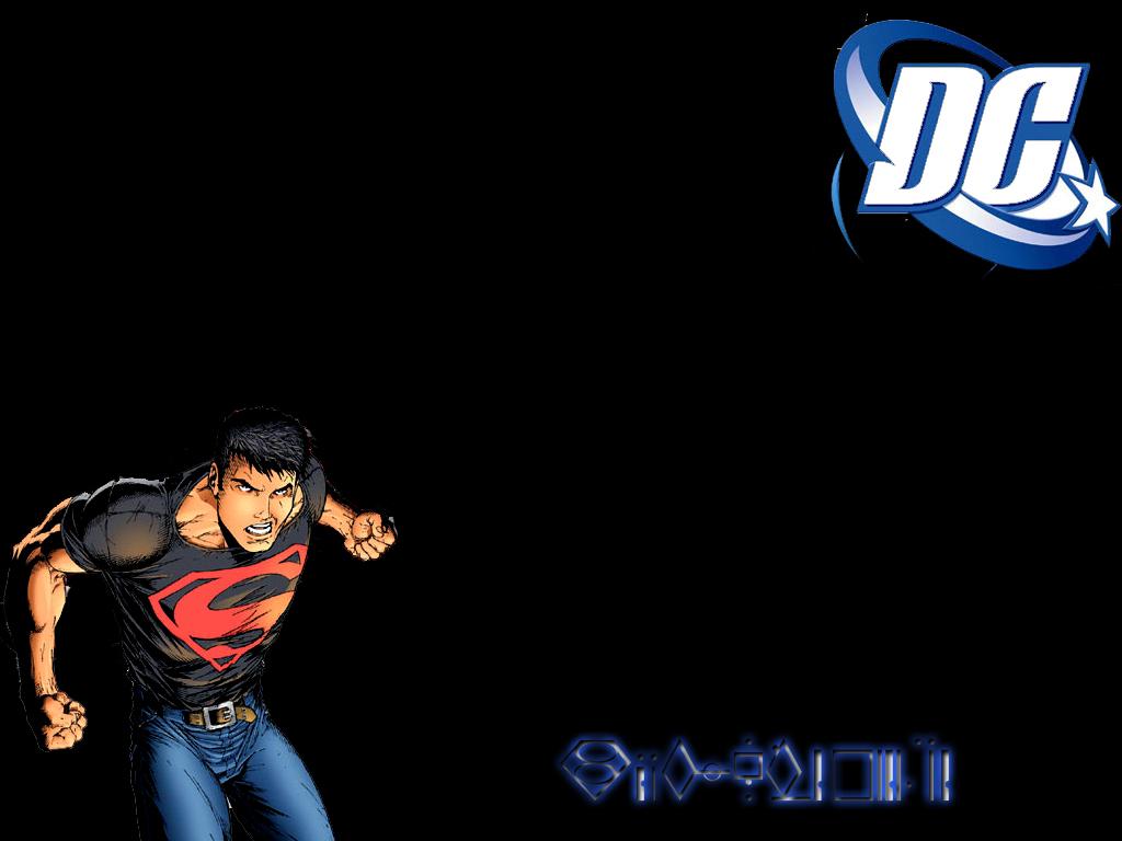 Superboy Wallpaper - WallpaperSafari Young Justice Superboy Wallpaper