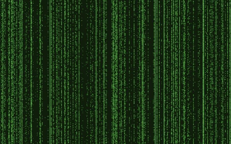 code matrix matrix wallpaper Abstract 3D and CG HD Desktop 800x500